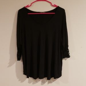Rags II Riches 3/4 sleeve blouse